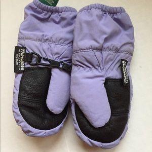 Super warm LLBean mittens